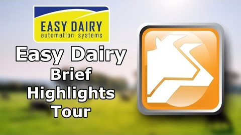 Easy Dairy Brief Highlights Tour